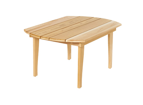 Bear Chair Cedar Coffee Table Kit