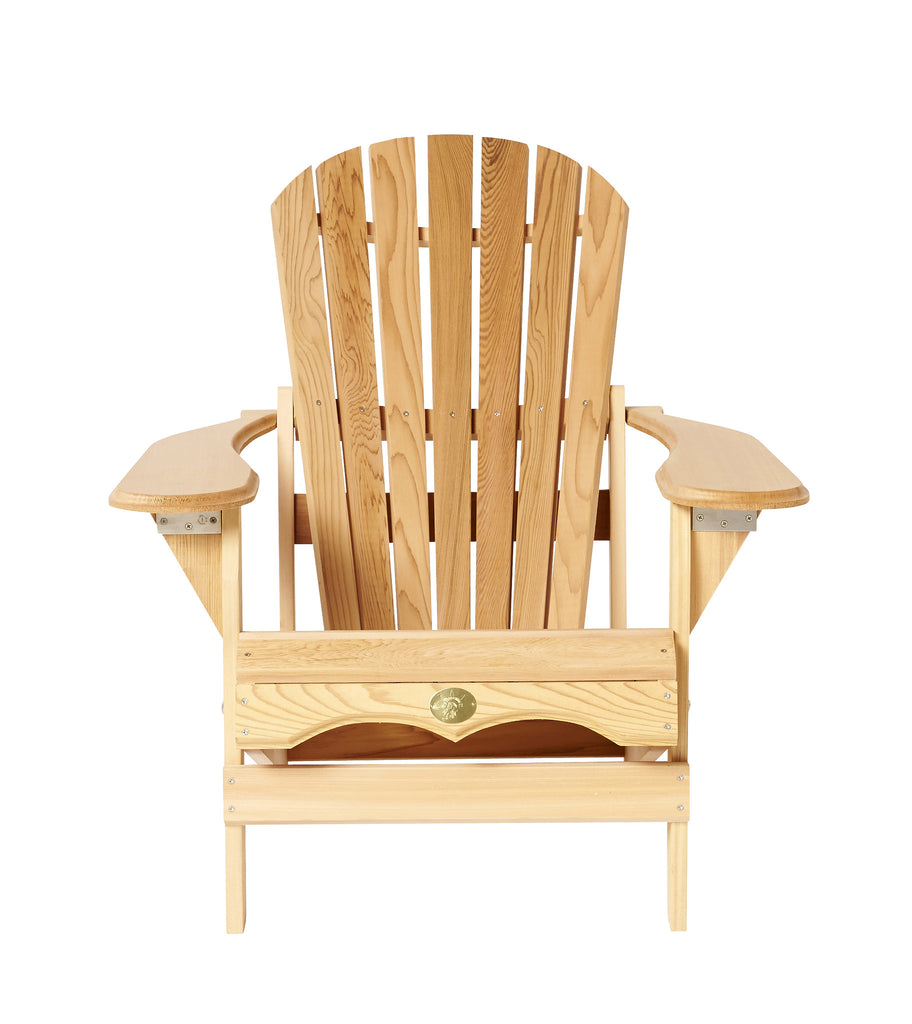 Bear Chair Reclining Cedar Chair Kit