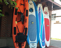 SUP Stand Up Paddle Board Rentals