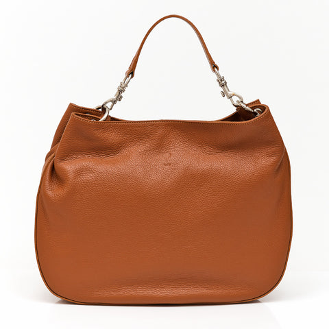 Harriett Shoulder Bag (Brown)