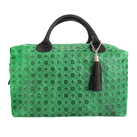 Four leaf Clover r Bag (Green)