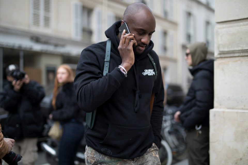 Virgil Abloh is at it Again