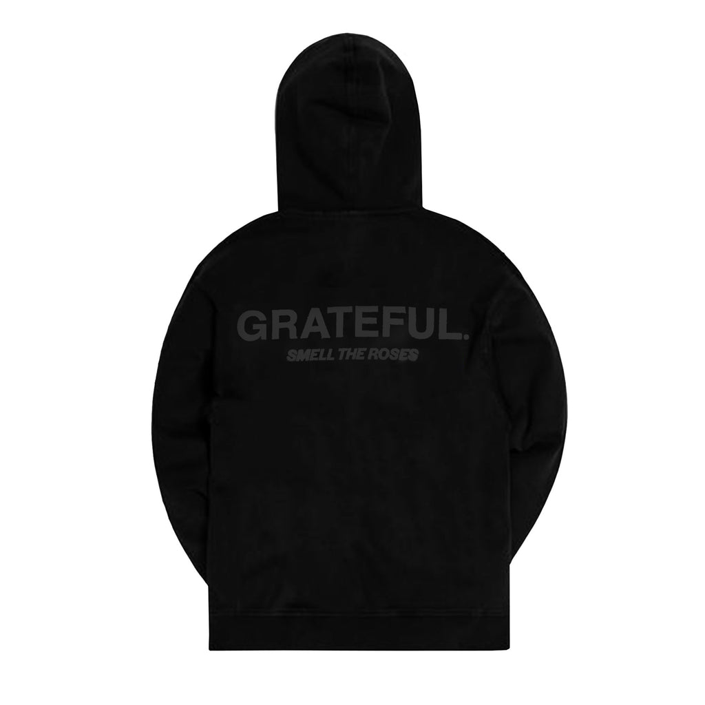 *LIMITED* STR Blackout Reflective Hoodie