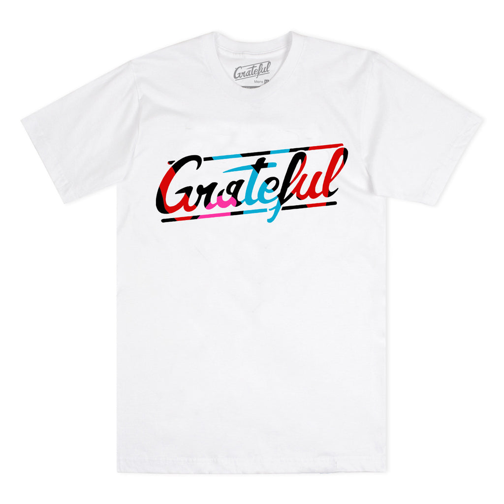 Flow Multi White Tee