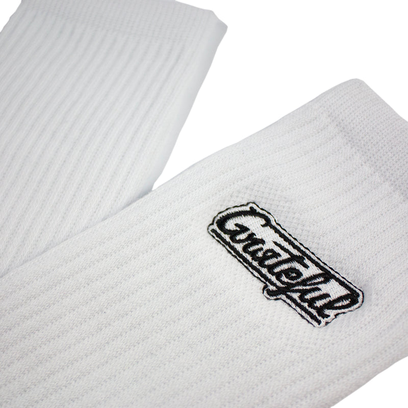 Flow Socks (White)