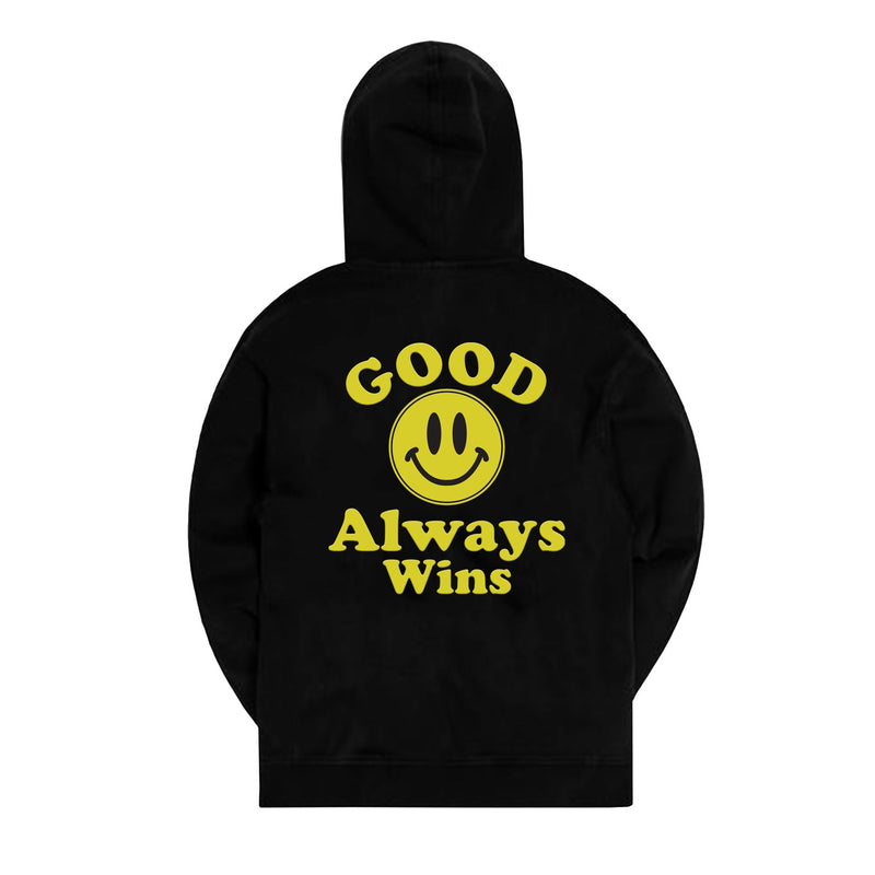 Good Mood Hoodie - Black