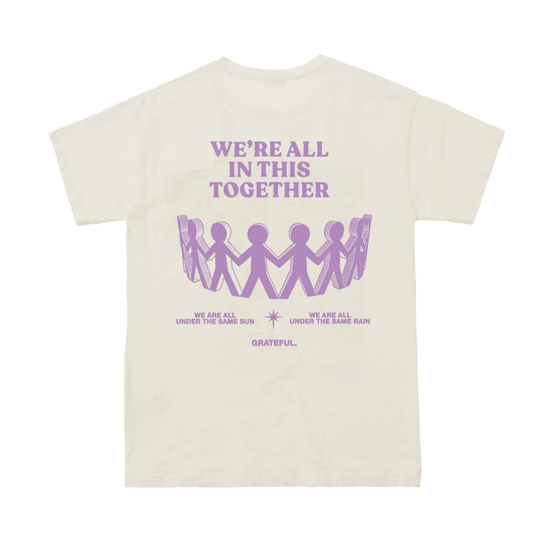 """All in This Together"" Tee Cream"