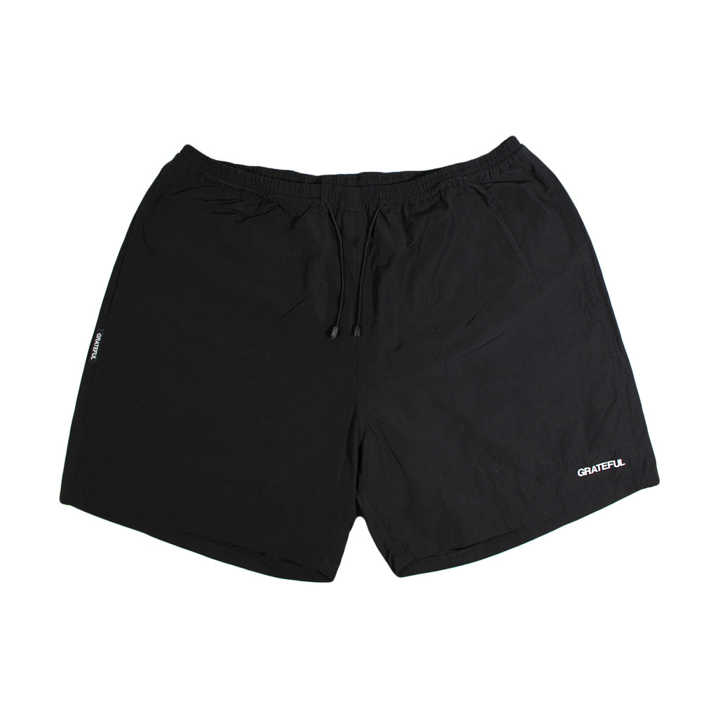 Black Board Shorts