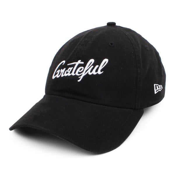 New Era X Grateful Hat // Black