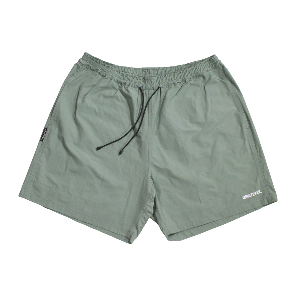 Dark Sea Green Board Shorts