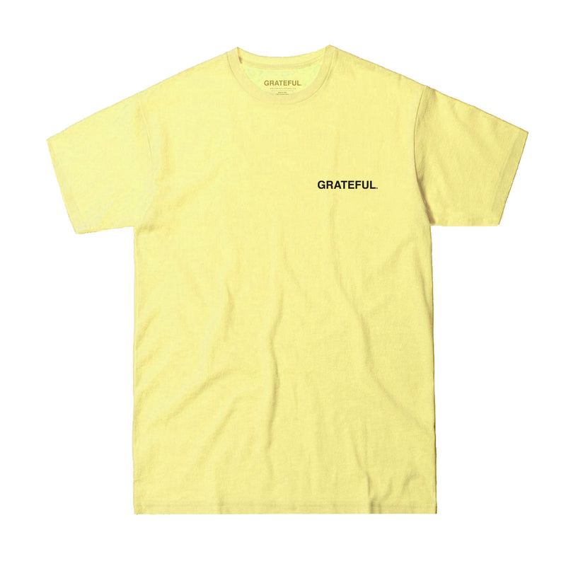Risen Tee [Yellow]