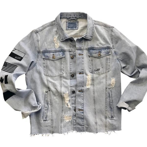 United We Stand Denim Jacket