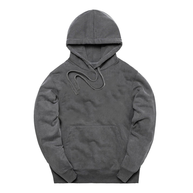 """STR"" Washed Charcoal Hoodie"
