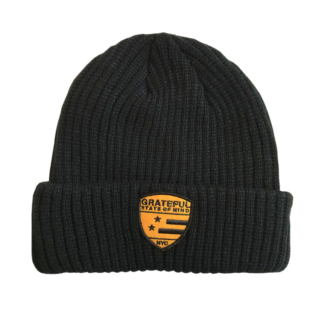 State of Mind Beanie [Black]