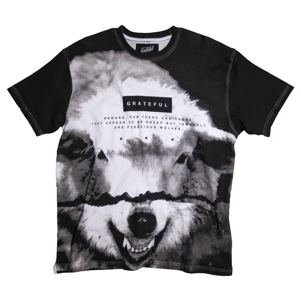 Beware All-Over Print Tee