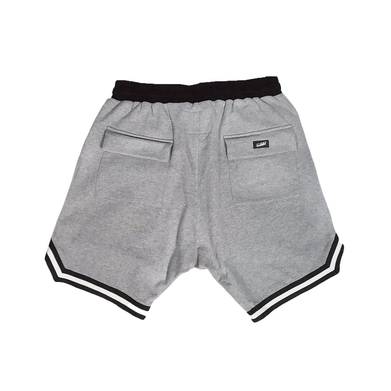 Gray Sweat Shorts
