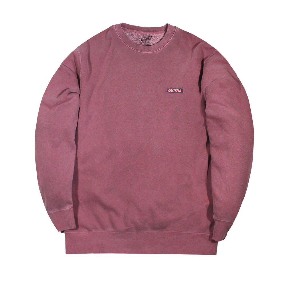 Rose Gold Crewneck