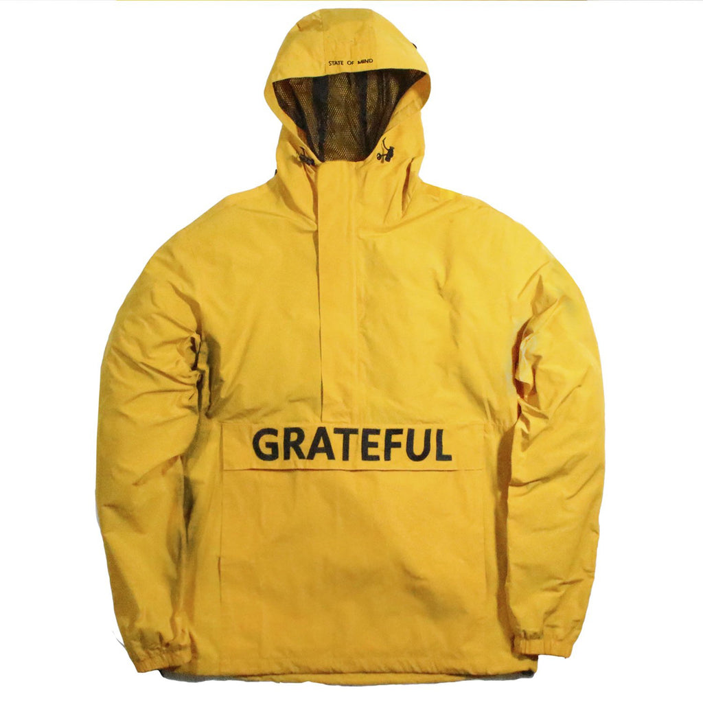 Yellow Northern Anorak Jacket