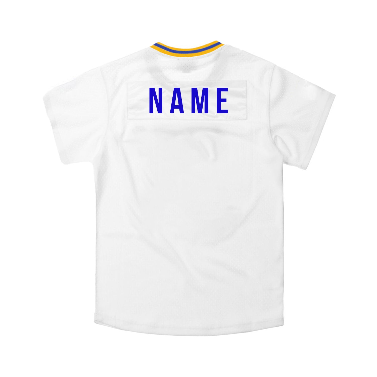 Golden State Striker Jersey [Customizable]
