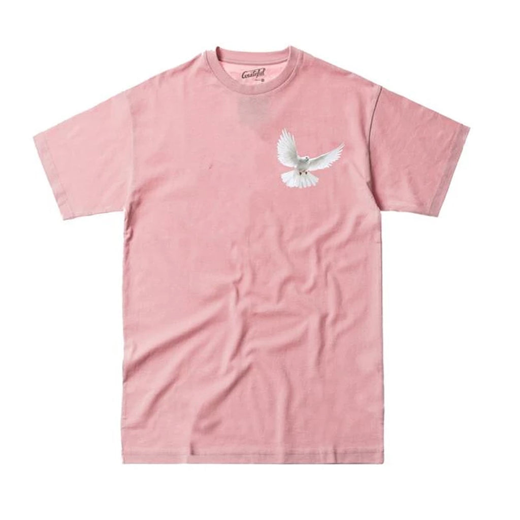 Ascension Tee  // Light Pink