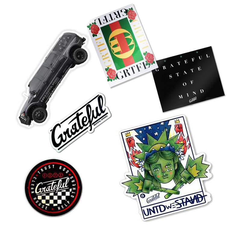 Flow Sticker Pack