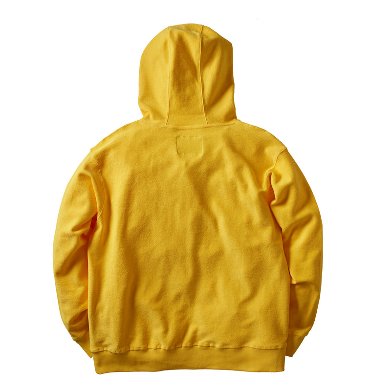 Good Always Wins Chain Link Hoodie Yellow