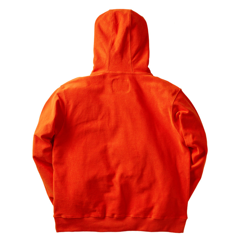 Good Always Wins Chain Link Hoodie Orange