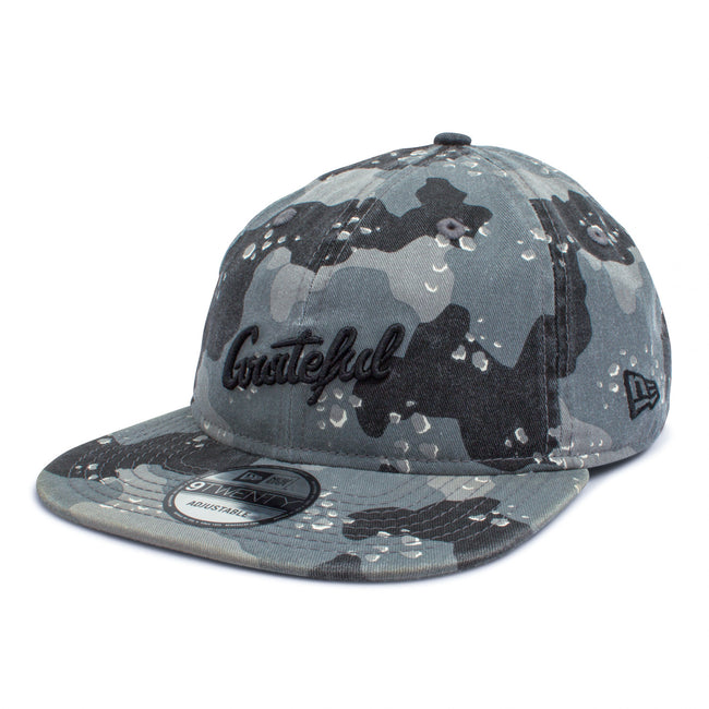 Grateful x New Era 9Twenty // Midnight Camo