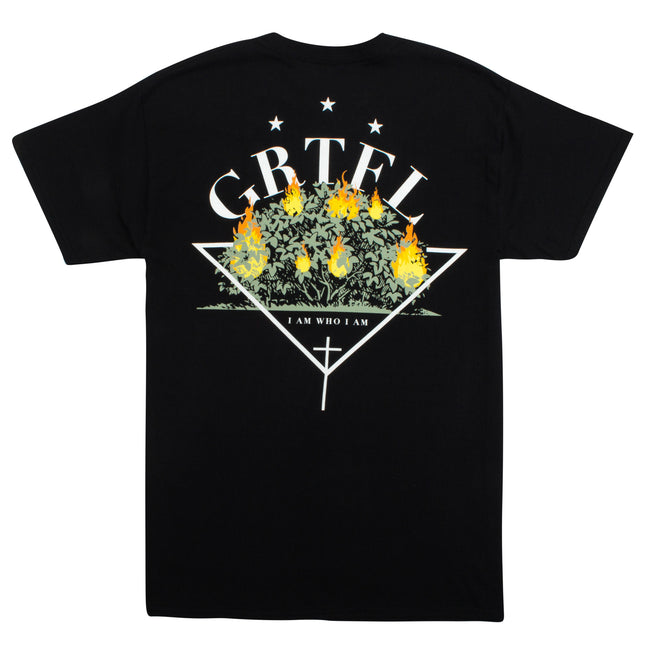 Burning Bush Tee // Black