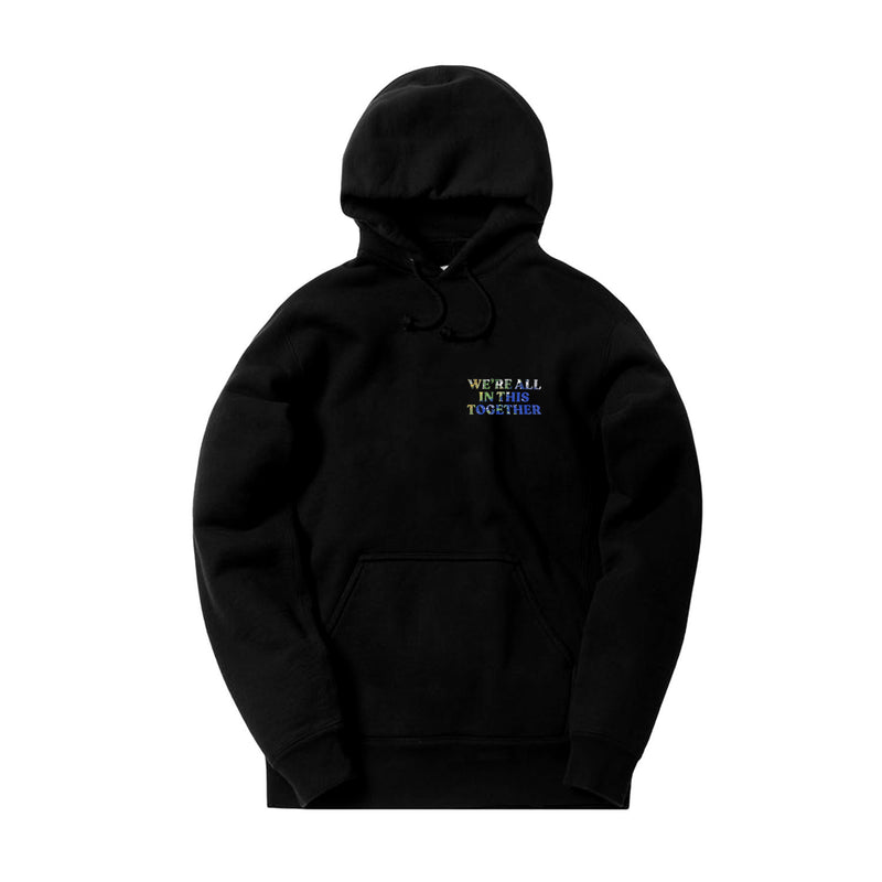 """Still In This Together"" Black Hoodie"