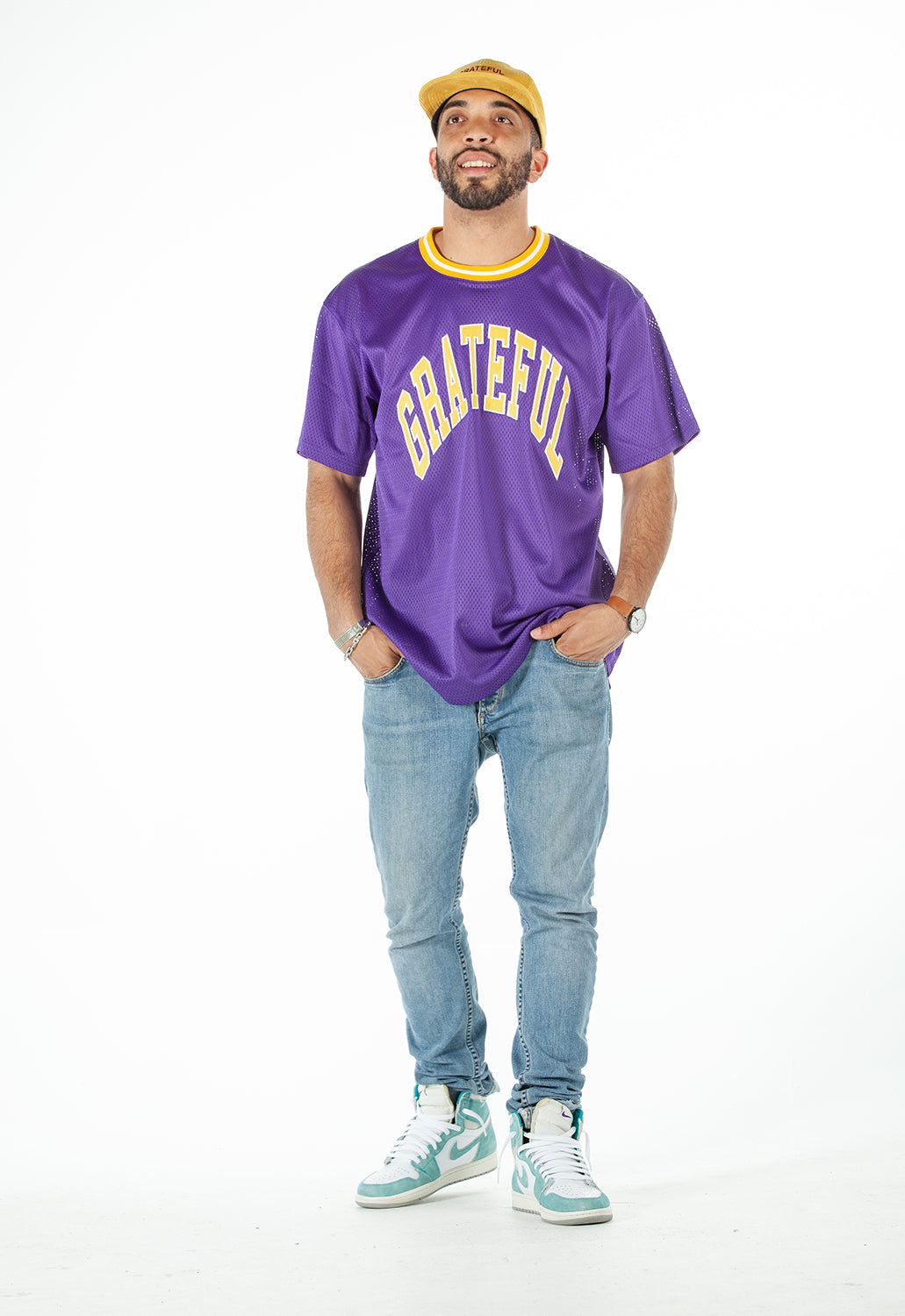 Lakers Striker Jersey [Customizable]