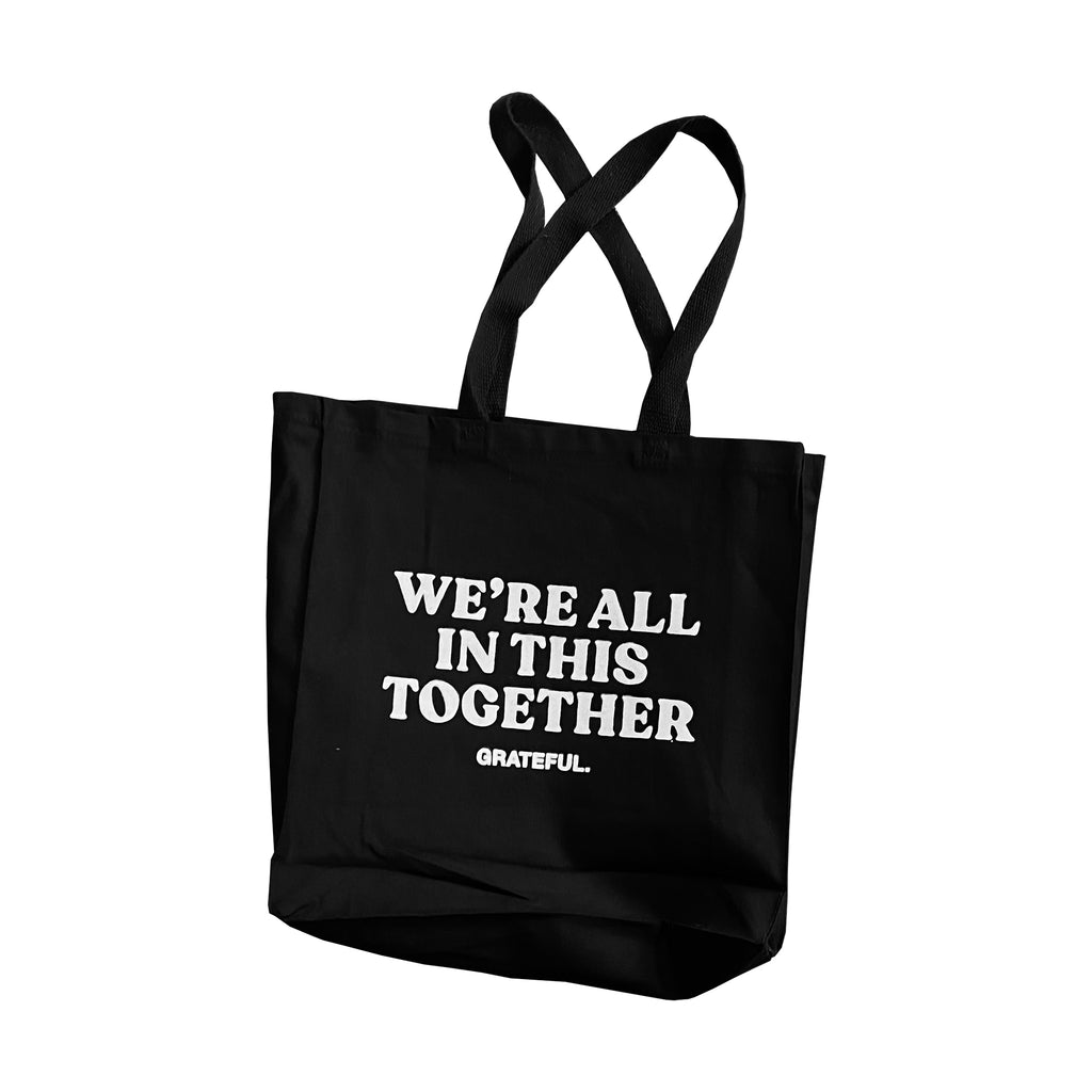All In This Together Tote Bag