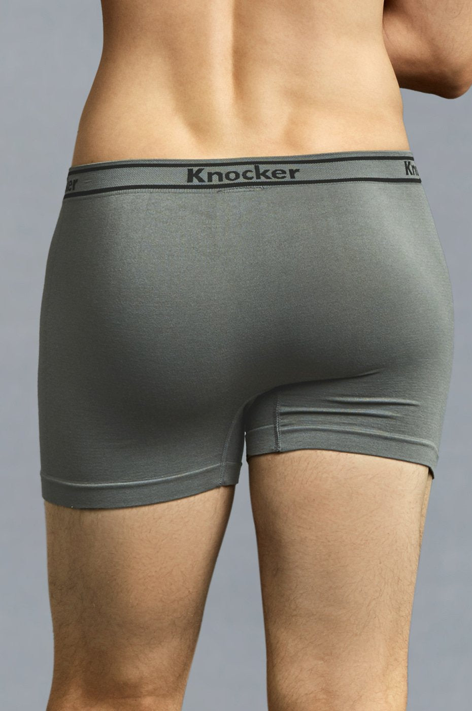 Men's Seamless Boxer Briefs