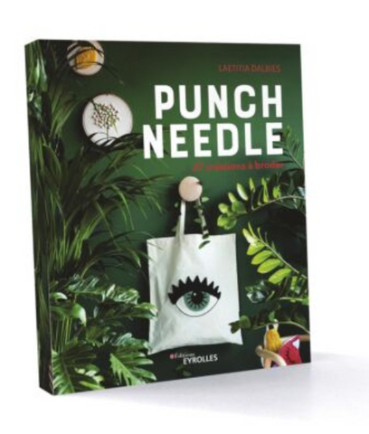 Punch Needle Laetitia Dalbies