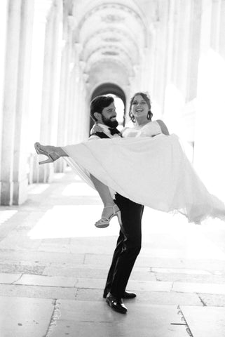 Laurent Paris Mariage Saya Photography