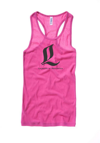 Women's Berry LoA Racerback Tanks