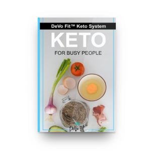 DeVo Fit ™ Keto For Busy People ebook