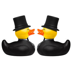 Bud Mini Groom and Groom Duckies