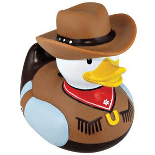 Bud Cow Boy Duckie