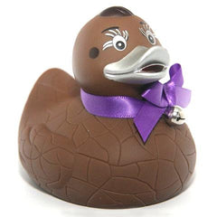 Chocoholic Purple Chick