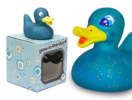 Glow in the Duck Blue