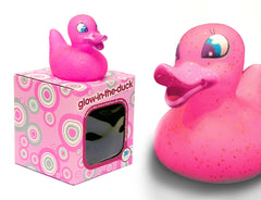 Glow in the Duck Pink