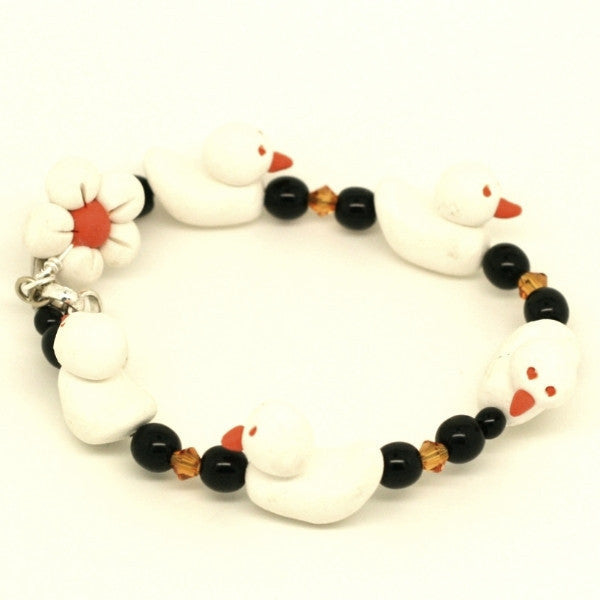 Charm Northern Territory Duckie Bracelet Simple Adult Size