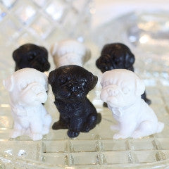 Pug Soap Black and Fawn