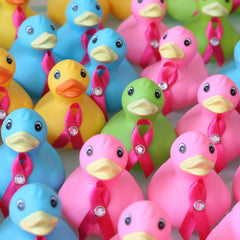 Fundraising for all types of Cancers Awareness Duckies