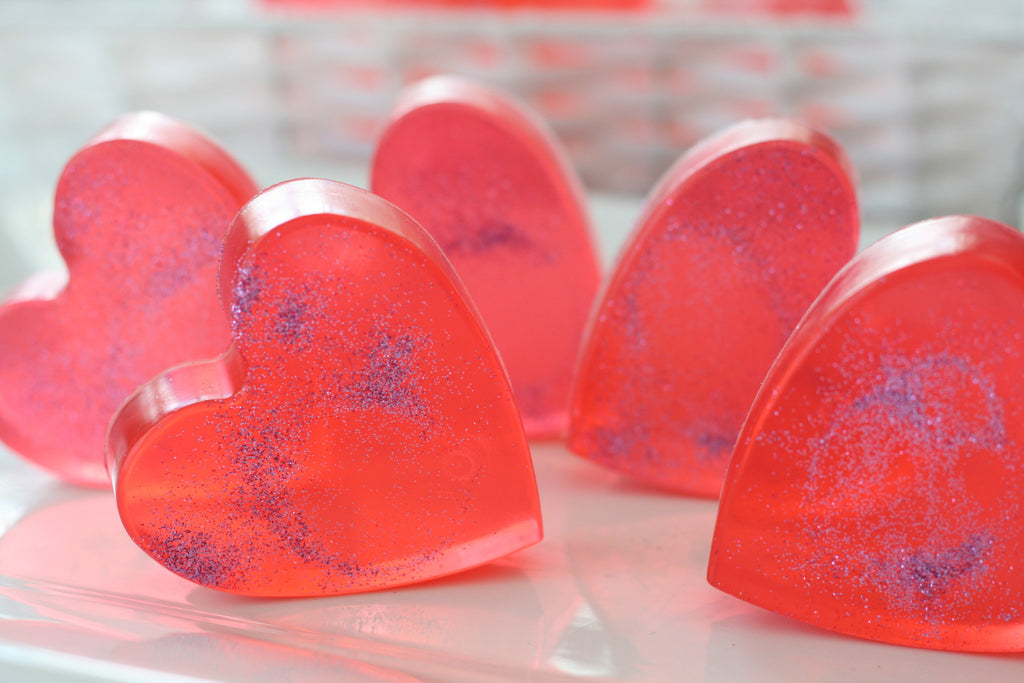 Victor Chang Heart Soap 12 set