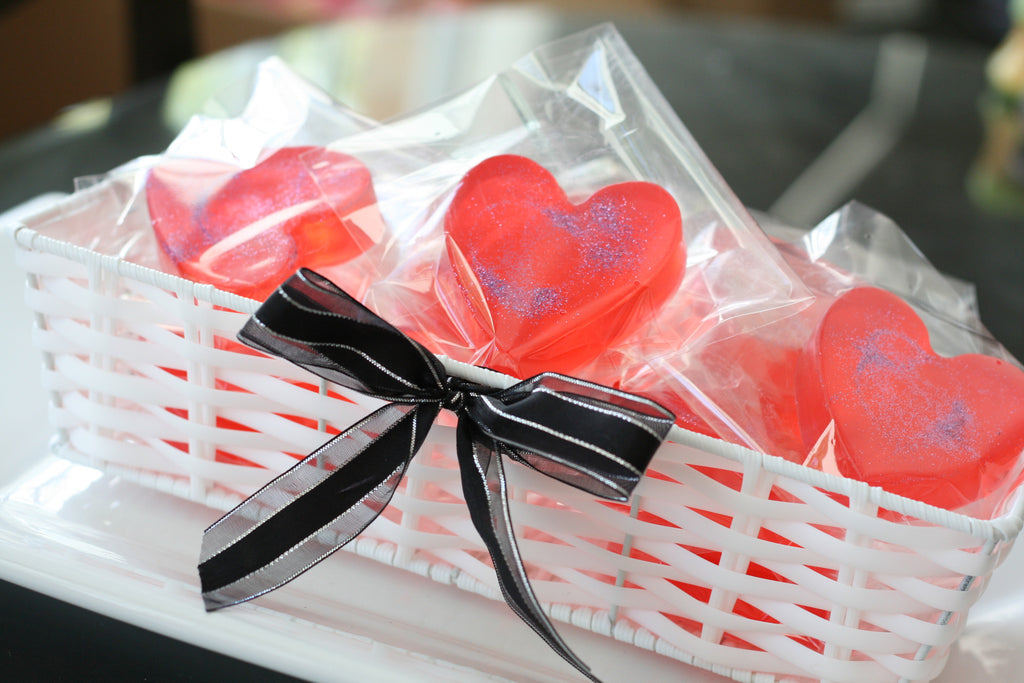 Victor Chang Heart Soap  5 set