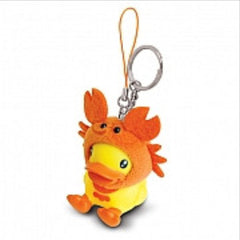 B.Duck Key Ring Lobster
