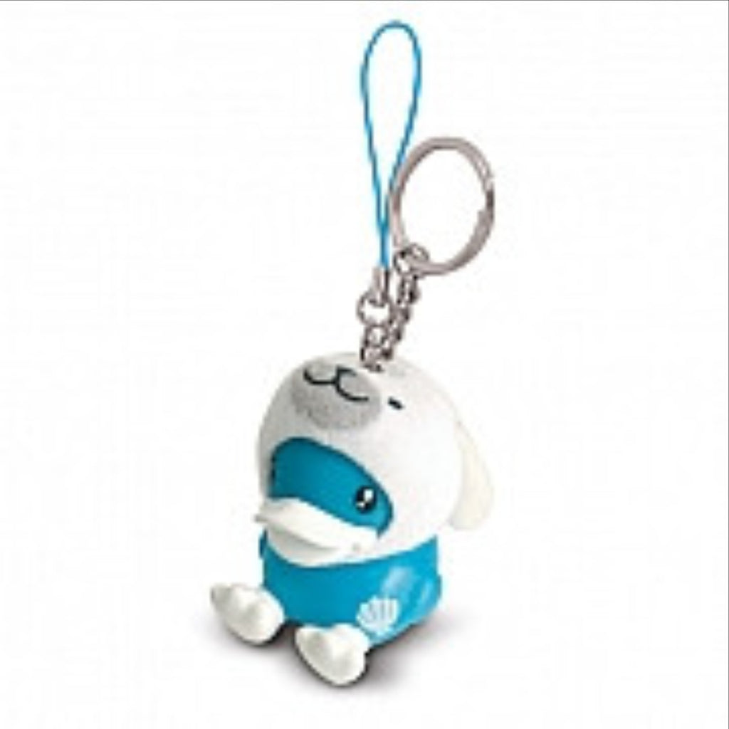 B.Duck Key Ring Seal