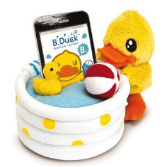 B.Duck iphone or ipod holder Pool Party